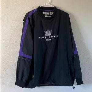 CCM LA Kings windbreaker vintage